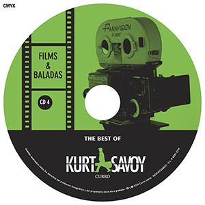 Pack Kurt Savoy disco 4