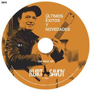 Pack Kurt Savoy disco 5